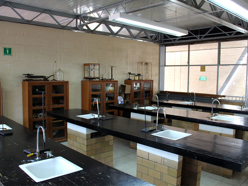 Laboratorio-Ciencias